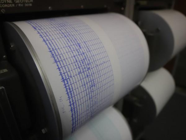 Земетресение с магнитуд 4,7 степен по скалата на Рихтер е