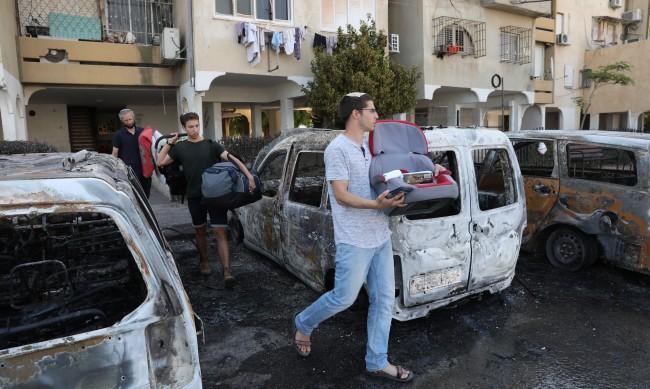 Извънредно положение в град Лод заради сблъсъци араби - евреи