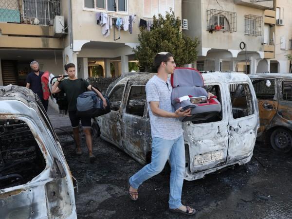 Извънредно положение е обявено в израелския град Лод заради сблъсъци