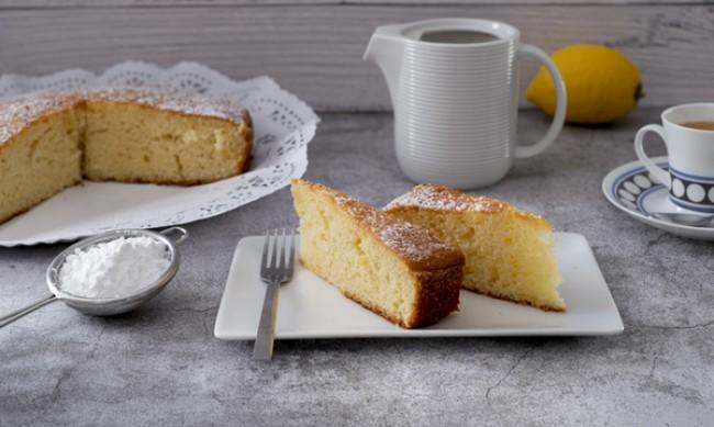 Рецептата Dnes: Лимонов кекс с ванилия