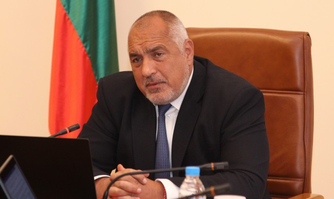 Борисов похвали Радев за министрите: Прекрасен избор!