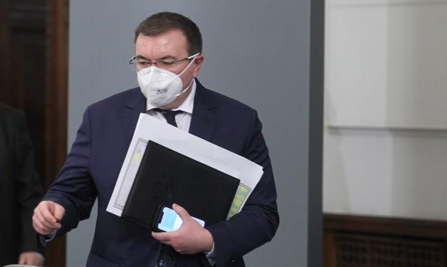 Ангелов предаде на Кацаров: Сега ние ще гледаме отвън и ще критикуваме