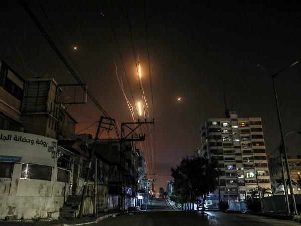 Смъртоносната размяна на огън между палестинските бойци в ивицата Газа