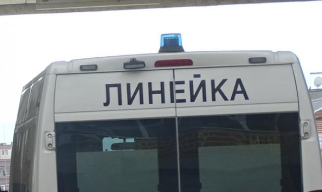 Тежка катастрофа с автобус на Е-79, има пострадали