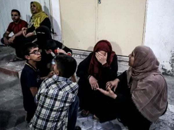 Живот под ракетен обстрел между Израел и Палестина. И то