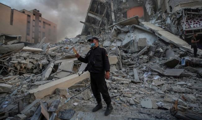 Размяна на огън в ивицата Газа и тази сутрин