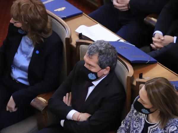 С указ на президента на Република България - Румен Радев,