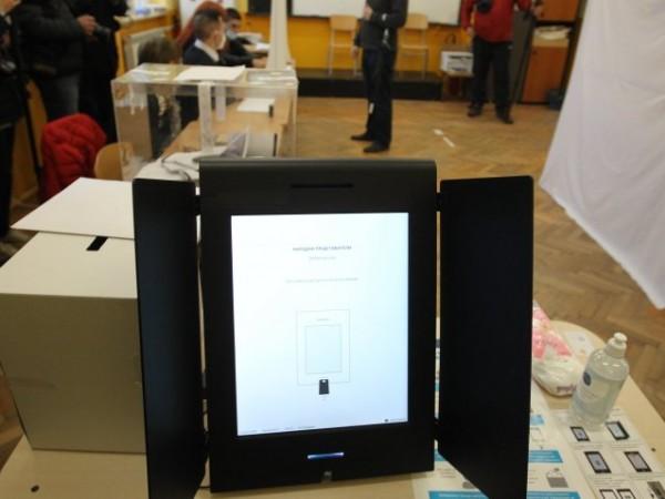 Все още не е пресметнато колко машини за гласуване ще