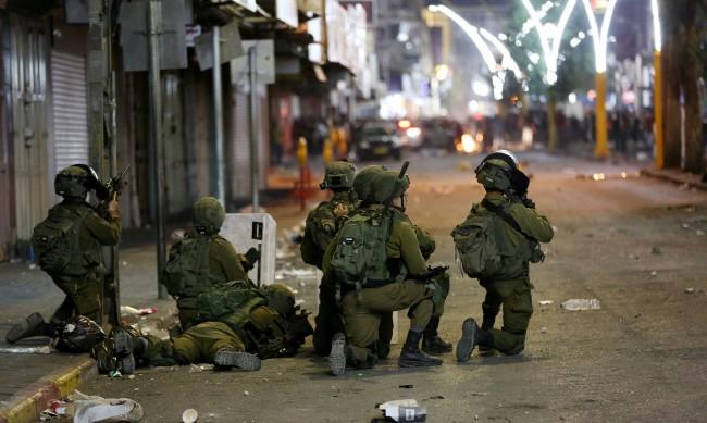 Армията на Израел се готви за наземна операция