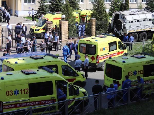 Състоянието на 14-те деца, които бяха ранени при стрелбата в