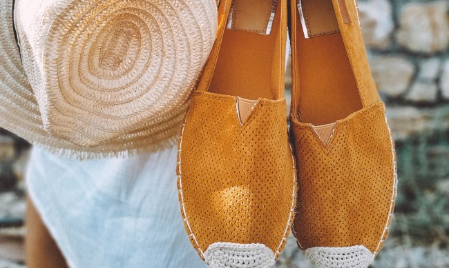 Тенденция: Мрежести сандали