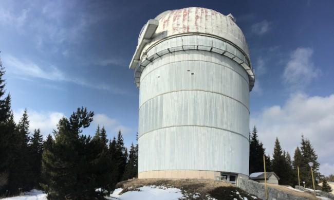 """Обсерваторията """"Рожен"""" отваря врати за посетители"""