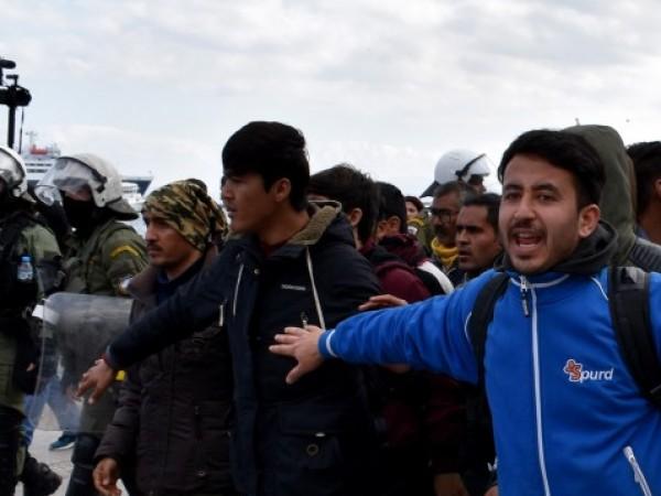 Опитите за влизане на нелегални мигранти от Гърция са се