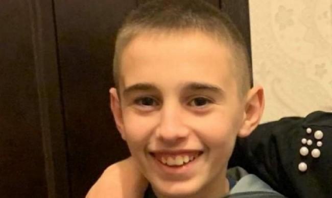 Издирват 12-годишно момче в София