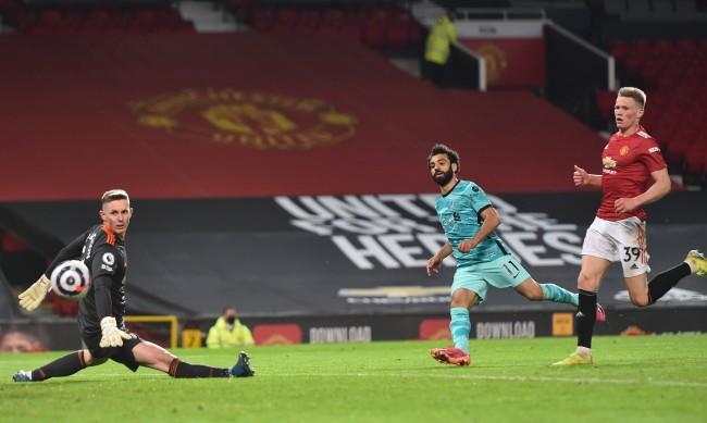 Зрелищна победа на Ливърпул срещу Манчестър Юнайтед с 4:2