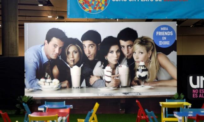 """Специалният епизод на """"Приятели"""" с окончателна премиера на 27 май"""