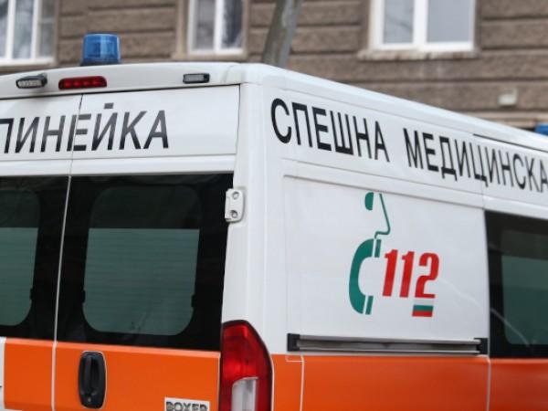 Велосипедист е пострадал при инцидент във Велико Търново. Произшествието е