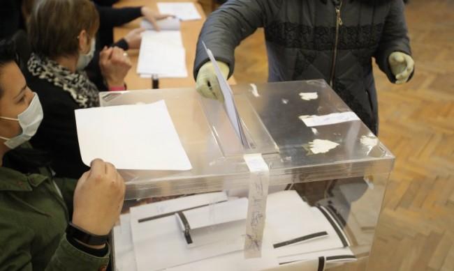 Дезинфектантът на изборите не бил достатъчно ефективен