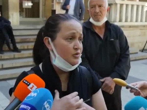 Близки на загинали излязоха на протест в Пловдив заради освобождаване