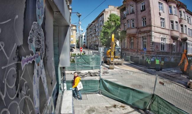 """Столичани настояват да се запази обликът на ул. """"Цар Иван Шишман"""""""