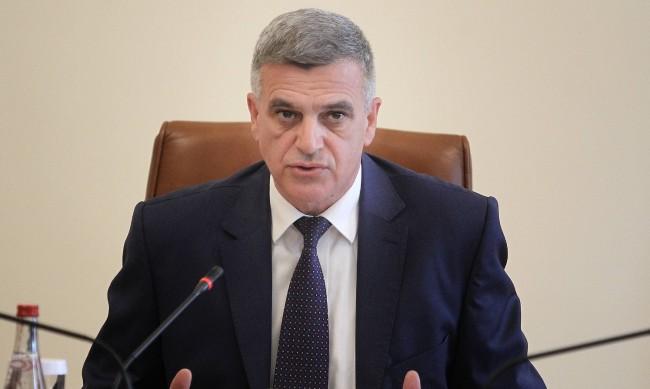 Стефан Янев и Херо Мустафа обсъдили борбата с корупцията