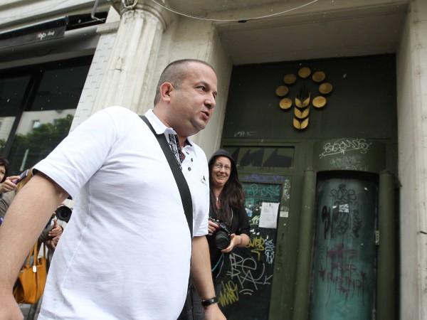 Снимка: Димитър Кьосемарлиев, Dnes.bgТри часа продължи днес разпитът на бизнесмена