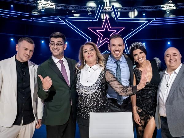 """Вторият полуфинал на живо в седмия сезон на """"България търси"""