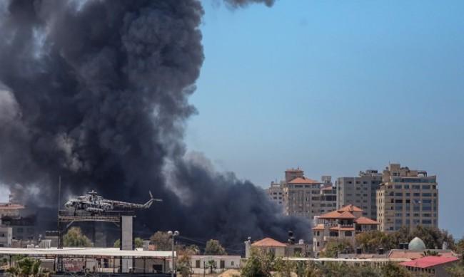 Ужасът в Израел от първо лице в болница до Ивицата Газа