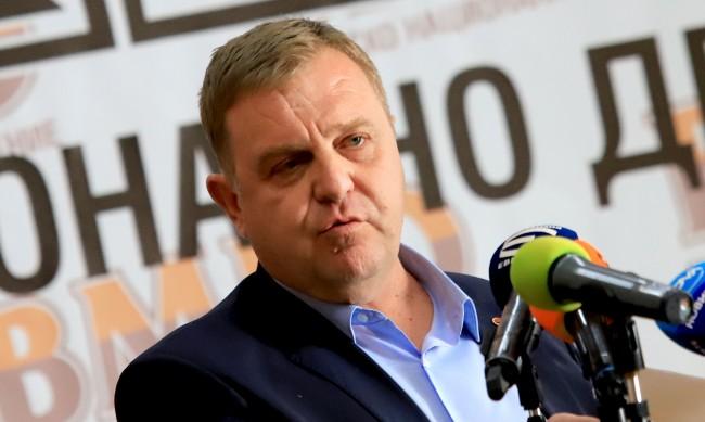 Каракачанов към служебното правителство: Да не прекаляват с чистките