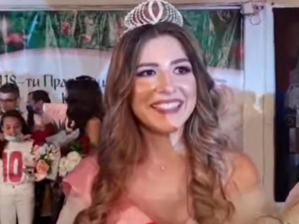 Александра Хаджихристова стана 53-ата носителка на короната на Царица Роза