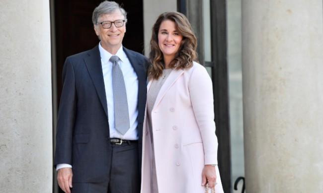 Разкриха местонахождението на Бил Гейтс след развода
