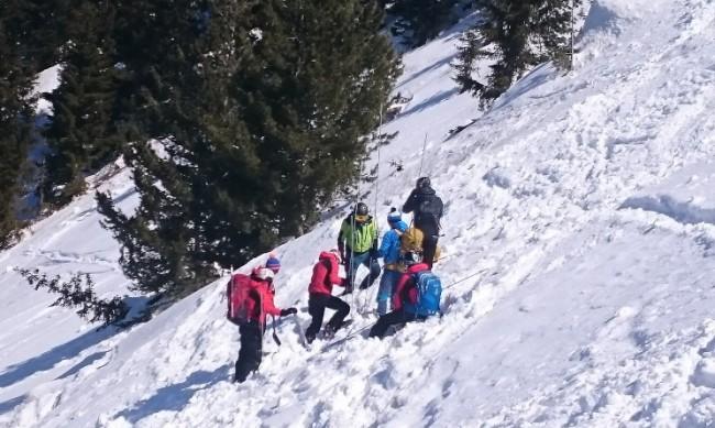 Как да изпратите локацията си до ПСС при инцидент в планината?