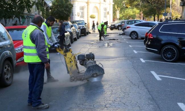 """Десетски столичани разгневени заради ремонт на ул. """"Тимок"""""""