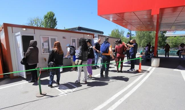 От понеделник: Зелени коридори в 8 общински ДКЦ-та в София