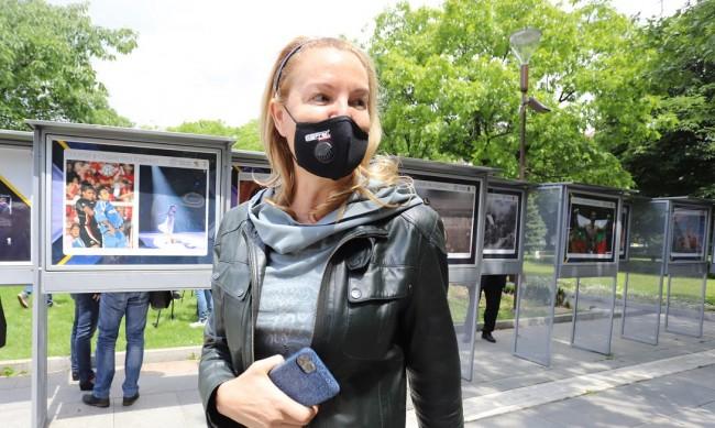 Шведски журналист наклевети Стефка Костадинова и посегна на рекорда й