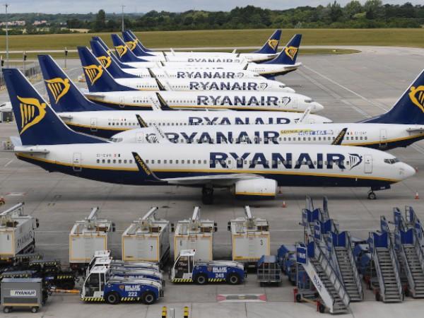 """Авиокомпанията """"Ryanair"""" е отчела годишна нетна загуба от 815 милиона"""