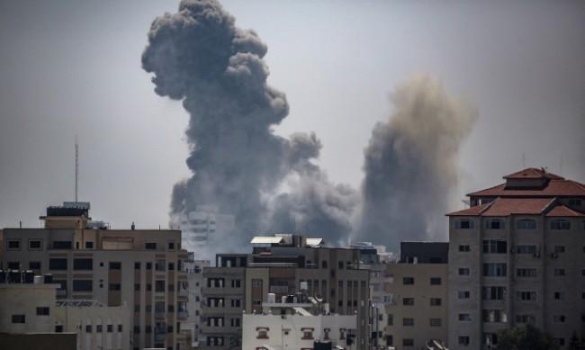 Неделя е бил най-смъртоносният ден от началото на конфликта между Израел и Палестина