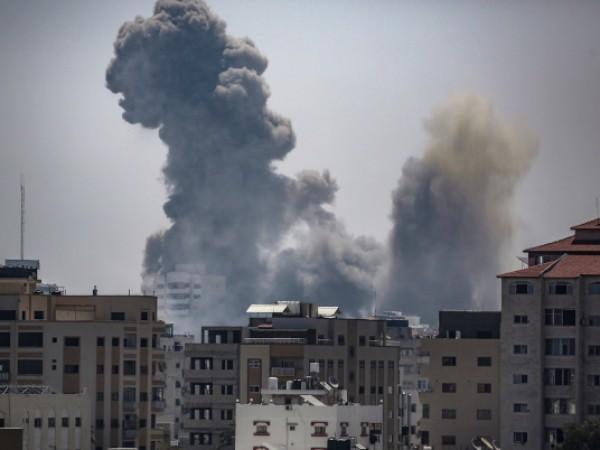 Ракетните обстрели между Израел и Палестина продължават вече над седем