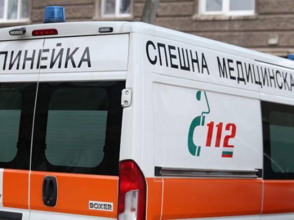 Мъж е пострадал при трудова злополука в Благоевград, каза за
