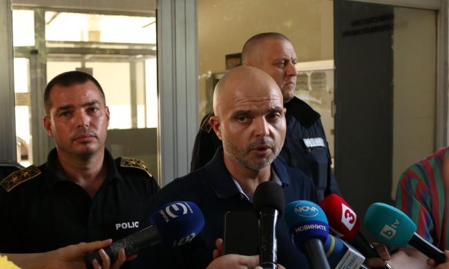 Ивайло Иванов: Тръгвам си от МВР с гордо вдигната глава
