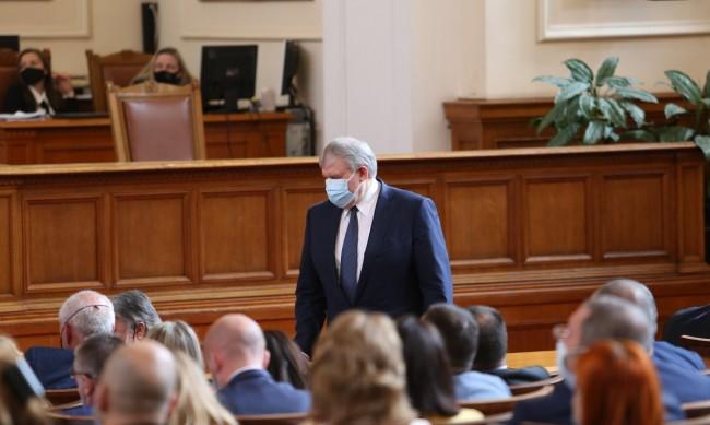 СДС отново иска на избори с ГЕРБ