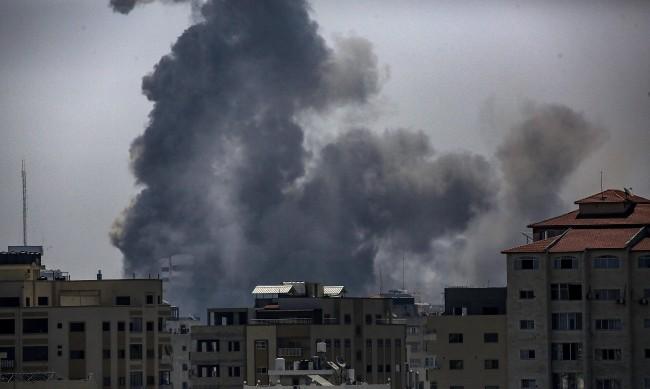 ЕС: Обстрелът от Хамас срещу Израел е тероризъм