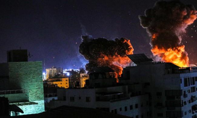 Огънят между Израел и Палестина приключва до два дни?