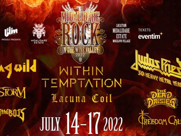 Заради продължаващата пандемия от COVID-19 се налага рок фестивалът в