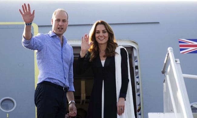 Как са се влюбили Уилям и Кейт?