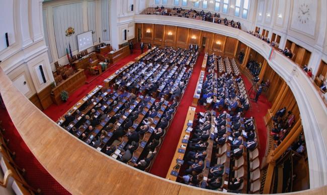 3 дни имат партиите, за да подадат отчетите си в Сметната палата