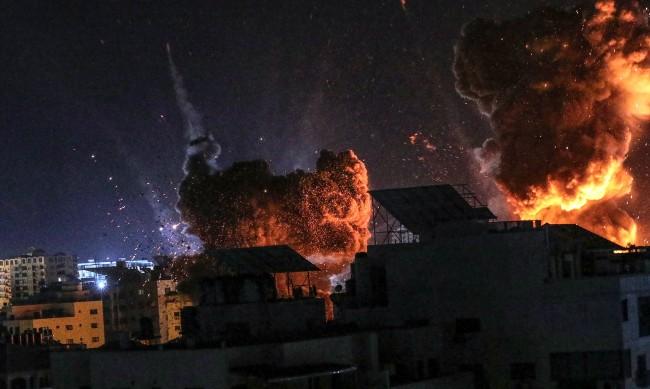 Защо Израел и ивицата Газа не могат да се видят добре на Google Maps?