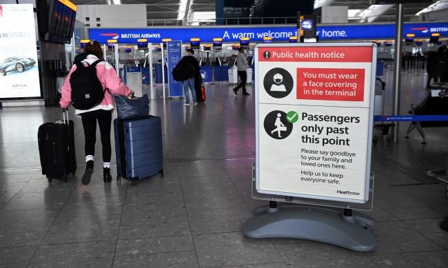 Не препоръчват на британците да пътуват в България за почивка