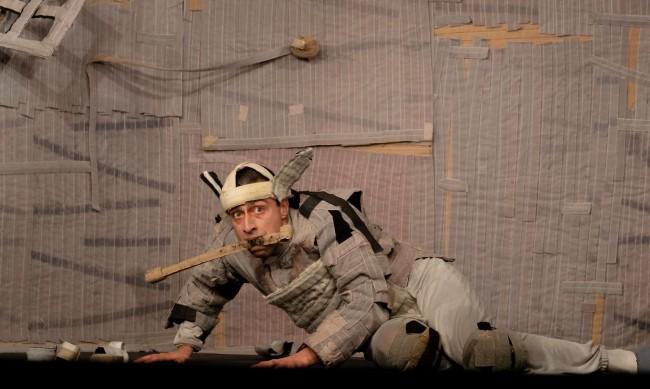 """Театър """"Кредо"""" започва турне със спектакъла """"Дневникът на един луд"""""""