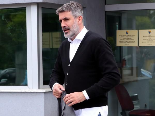 Бившият наставник на Динамо Загреб Зоран Мамич бе задържан от